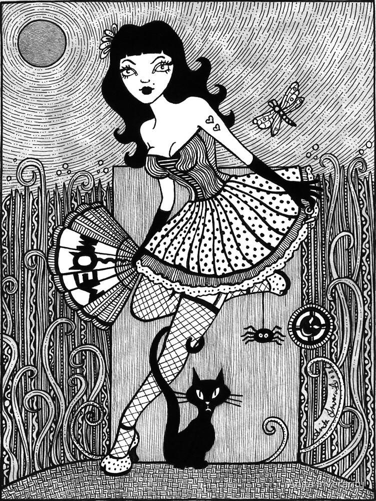 Kiki Monique (Silver Moon Edition) by Anita Inverarity