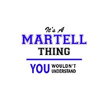 It's a MARTELL thing, you wouldn't understand !! by thestarmaker