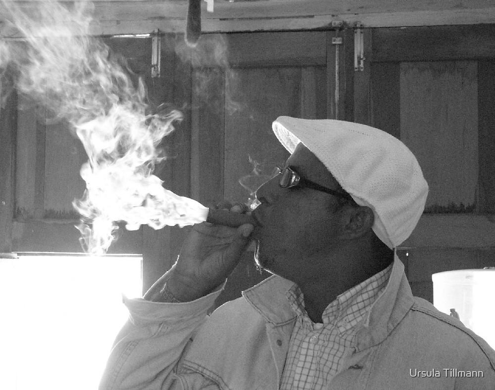 Cuban cigar test by Ursula Tillmann