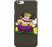 Greedy loveable fatso! iPhone Case/Skin