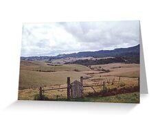 Dorrigo Plateau Greeting Card