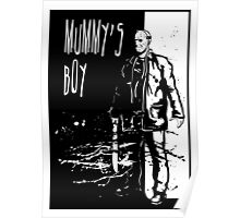 Mummy's Boy Poster