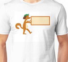 Cute cartoon dog Unisex T-Shirt