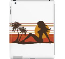 Queen of the Monsters - 50 FT Woman iPad Case/Skin