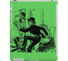 One Tooth Of The Law iPad Case/Skin