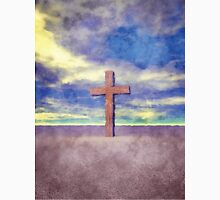 Christian Cross Landscape Unisex T-Shirt