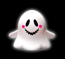 Funny Ghost Toy by MMPhotographyUK