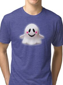 Funny Ghost Toy Tri-blend T-Shirt