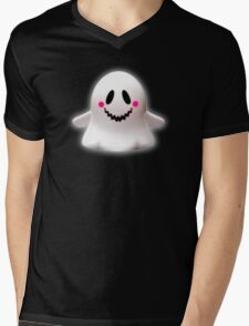 Funny Ghost Toy Mens V-Neck T-Shirt