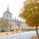 El Escorial.  by terezadelpilar~ art & architecture