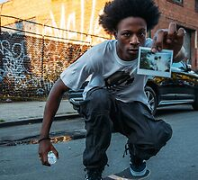 JOEY BADA$$ by summerslamec