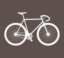 Bike silhouette by Karl Salisbury