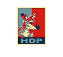 HOP - Yes We Kan-garoo Photographic Print