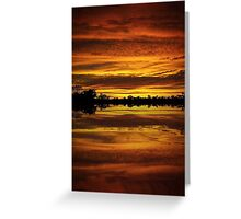 Praise the day Greeting Card