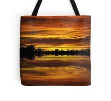 Praise the day Tote Bag
