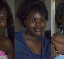 cut n paste girls side by side by FamilyLikeness