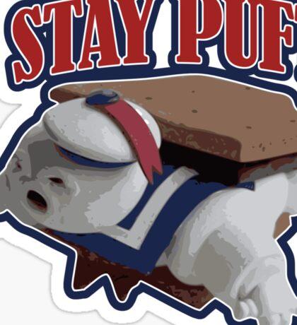 Stay Puft Sticker