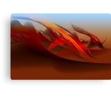 Desert Wind Canvas Print