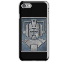 Cyberman Logo iPhone Case/Skin
