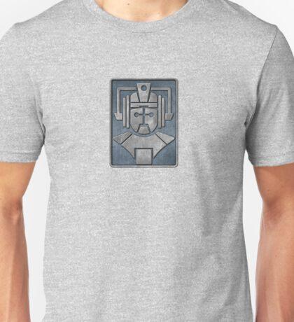 Cyberman Logo Unisex T-Shirt