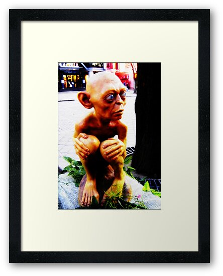 Gollum by William Hallatt