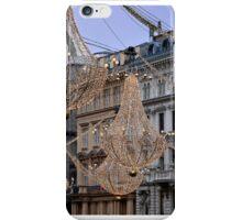 Christmas illumination Wien (Vienna) - Austria iPhone Case/Skin
