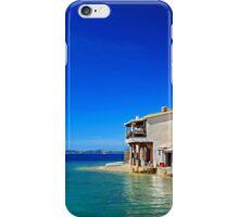 The magic of the Ionian sea - Mytikas iPhone Case/Skin