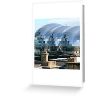 The Sage Newcastle Greeting Card