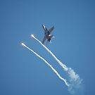 F-18 - Flare Launch by muz2142
