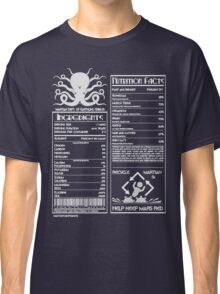 Human Ingredients (Simple) Classic T-Shirt