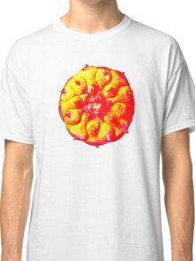 Higher psychedelic solar peyote t-shirt Classic T-Shirt