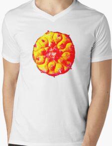 Higher psychedelic solar peyote t-shirt Mens V-Neck T-Shirt