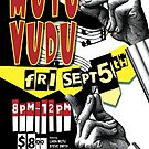 Vutu Mutu- Blues band by Marie Gudic