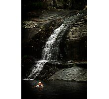 CEDAR CREEK WATERFALL Photographic Print