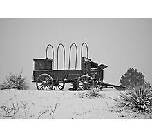 Chuck Wagon Photographic Print