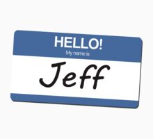 My Name Is Jeff by EDMworm
