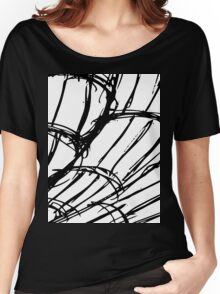 5 Shells And Planks By Chris McCabe - DRAGAN GRAFIX Women's Relaxed Fit T-Shirt