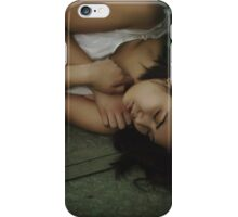 Sleepy iPhone Case/Skin
