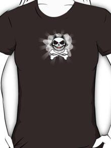 Phelix the Skull (So Much Fun) - Crossbones Version T-Shirt