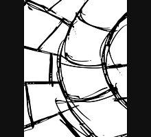 4 Circular Tiles By Chris McCabe - DRAGAN GRAFIX Unisex T-Shirt