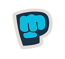 Bro Fist! Photographic Print