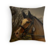 Magnum Throw Pillow