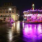 The carousel by annalisa bianchetti