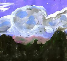 Hills and Clouds by karen66