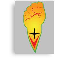 Unity & Revolution 4 Canvas Print