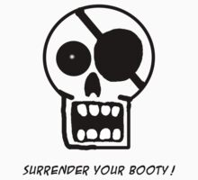 Surrender Your Booty by Rajee