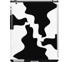 1 Frustrated Puzzle By Chris McCabe - DRAGAN GRAFIX iPad Case/Skin