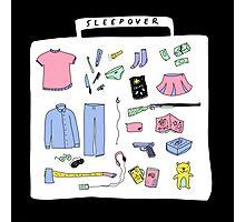 SLEEPOVER Photographic Print