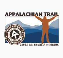 Appalachian Trail Thru Hiker - Class of 2015 by Jeff East