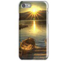 Windermere Sunset iPhone Case/Skin